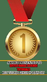 Best teaching center in Benin 2019