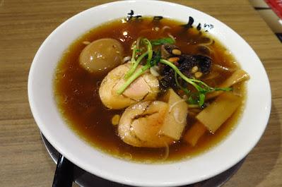 Menya Sakura, foie gras ramen