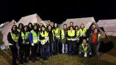 Εθελοντική Ομάδα Δράσης Ν. Πιερίας: Από αυτό το κέντρο φιλοξενίας δεν λείπει τίποτα!