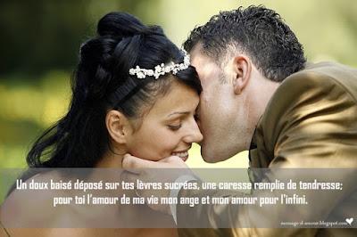 belle parole d'amour- couple amoureux