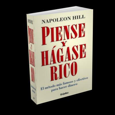 E-Book Piense y hágase rico de Napoleon Hill descargar PDF GRATIS