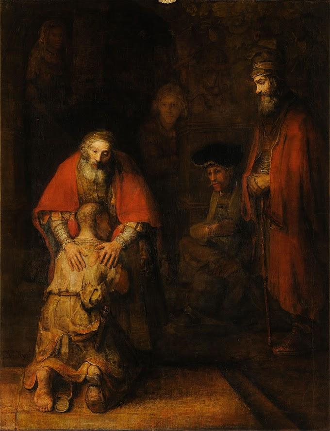 Il Padre prodigo #laetare