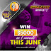"WIN $5000 IN 1 MINUTE AT ""SOUND IT AFRICA"" GOSPEL COMPETITION 