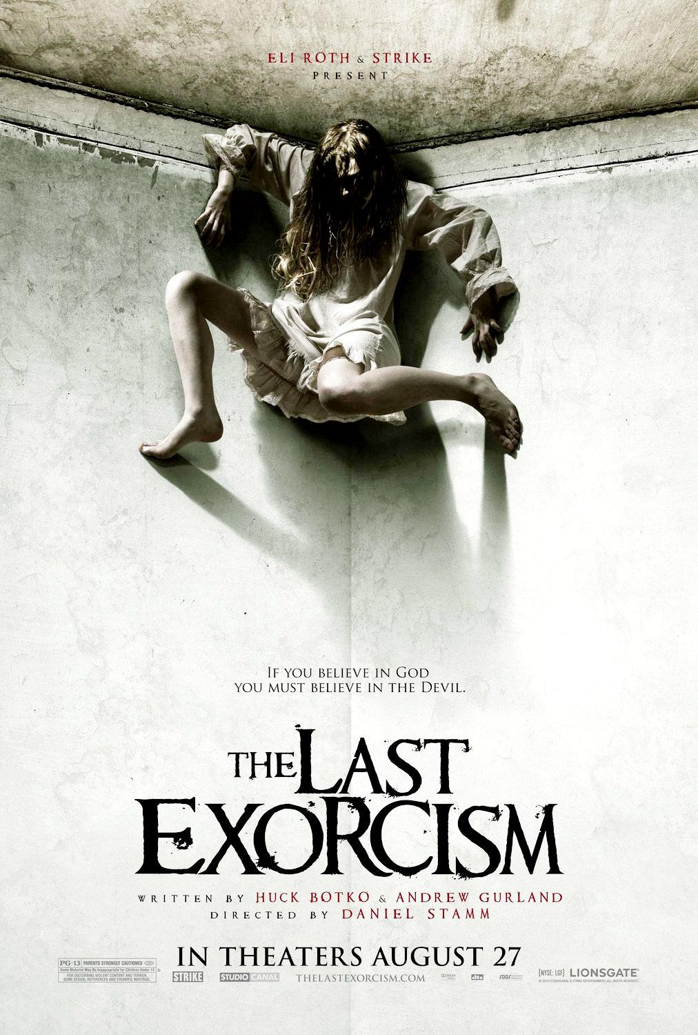 The Last Exorcism 2 Dvd Cover Last exorcism