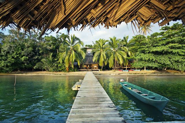 Bocas del Toro na wakacje w Panamie