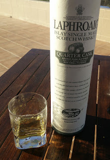 Tuesday's dram - Laphroaig