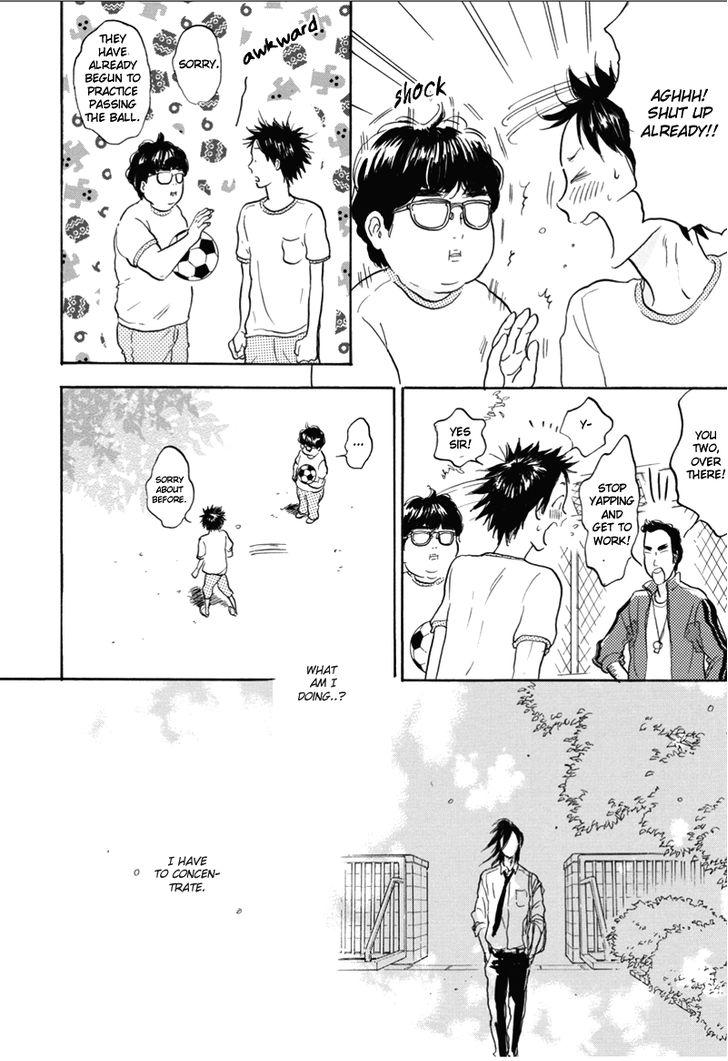 Akiyama-kun - Chapter 9