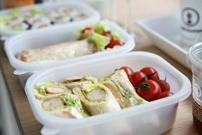 Healthy School Lunchbox Ideas