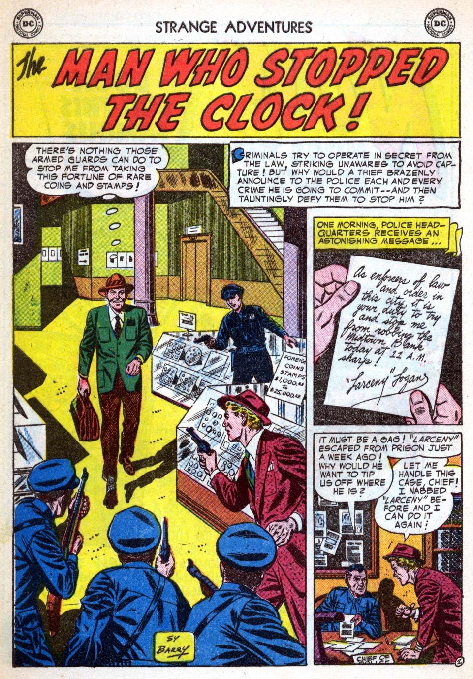 Strange Adventures (1950) issue 50 - Page 28