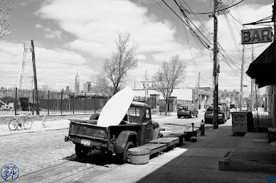 Le Chameau Bleu - Balade dans le quartier de Red Hook à Brooklyn New York USA