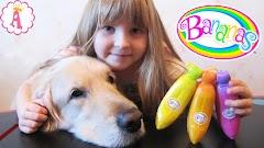 Игрушки бананы с сюрпризами для детей: новая коллекция питомцев Bananas Surprise Toy от Cepia