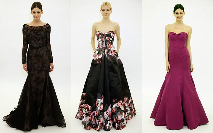 MS. FABULOUS: Truly Zac Posen Bridal 2016 fashion design, indie ...