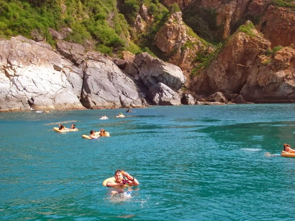Khu du lịch đảo Hòn Mun Nha Trang