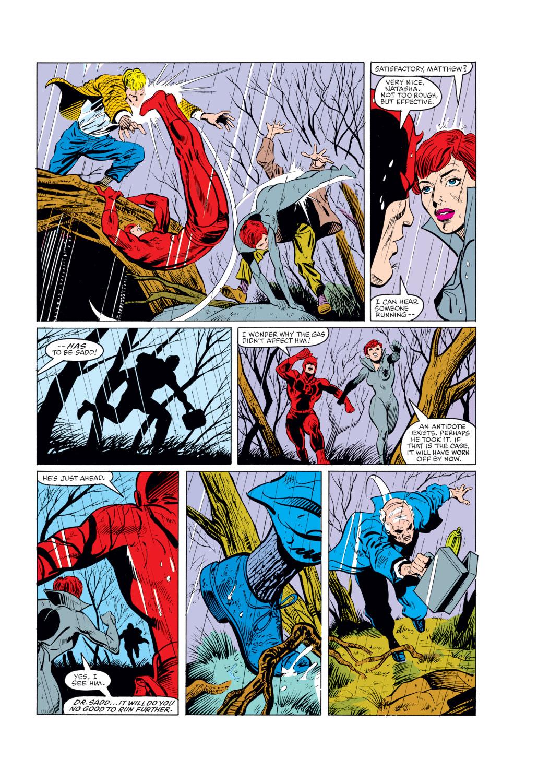 Daredevil (1964) 222 Page 21