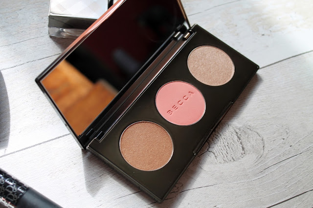 Becca Sunchaser Palette review and swatches
