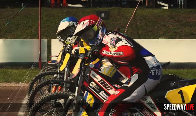 Grasstrack - Dimitri Bergé az Európa bajnok!