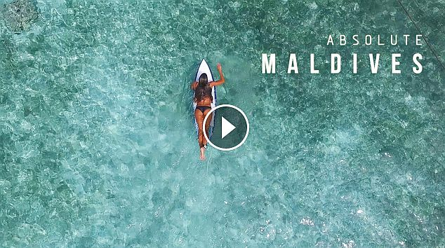 KALOEA Surfer Girls - Absolute Maldives HD Drone 2016