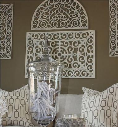 Avete mai visto quelle bellissime decorazioni in ferro battuto che rendono  particolari le pareti di casa donando un tocco rustico all\u0027ambiente?