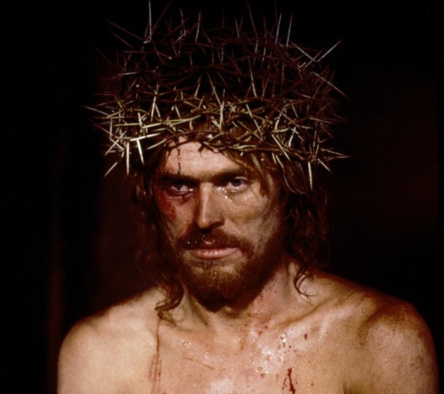 Esculpiendo el tiempo: La última tentación de Cristo (The