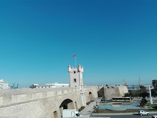 fortificación de Cadiz