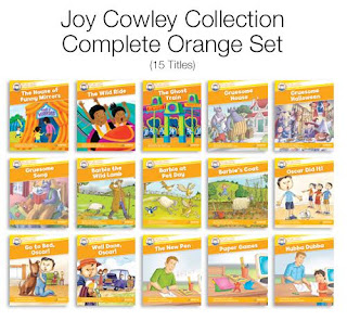 Joy Cowley's books are perfect for guided reading and helping young children learn to read.