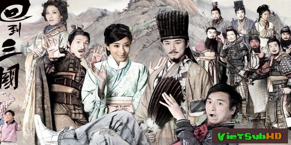 Phim Trở Về Thời Tam Quốc Hoàn tất (25/25) Lồng tiếng HD | Three Kingdoms Rpg 2012