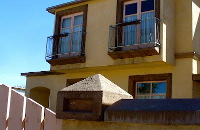 Alt. Build Blog: Exterior Cement Trim For Doorways And