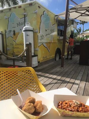 Beaches Resorts Turks and Caicos Mr. Mac and Cheese Food Truck