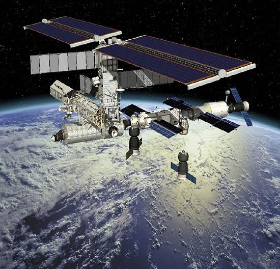 Artificial satellites