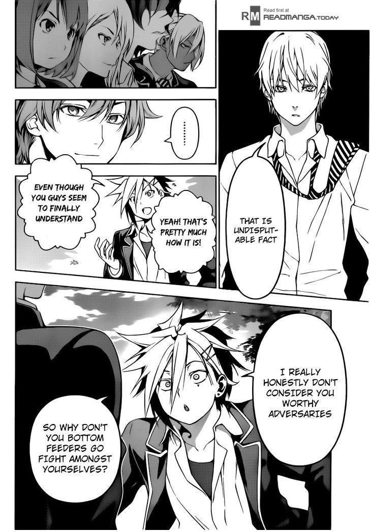 Shokugeki no Soma - Chapter 140