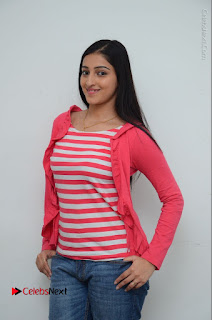 Telugu Actress Mouryani Latest Pos in Blue Denim Jeans  0052.JPG