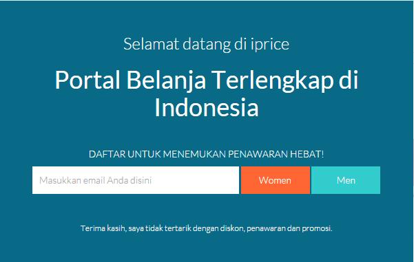 situs kupon belanja online