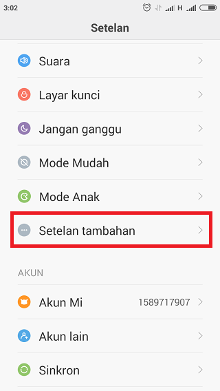 Cara Gampang Menjalankan 2 Aplikasi Dalam 1 Layar di Android 3