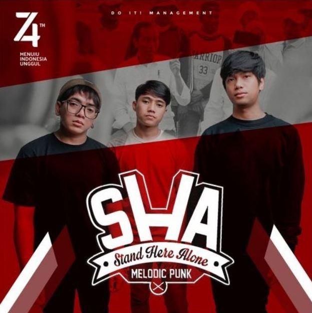 Lirik SHA Satu Indonesia