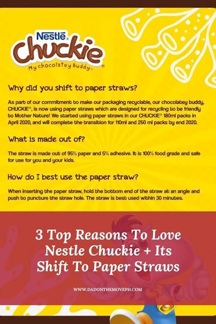 Nestle Chuckie chocolate milk drink review