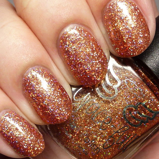 Grace-full Nail Polish Copper Boom