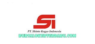 Lowongan Kerja Operator Maintenance di PT Shinto Kogya Indonesia