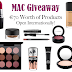 5 Years Blogging: MAC Giveaway