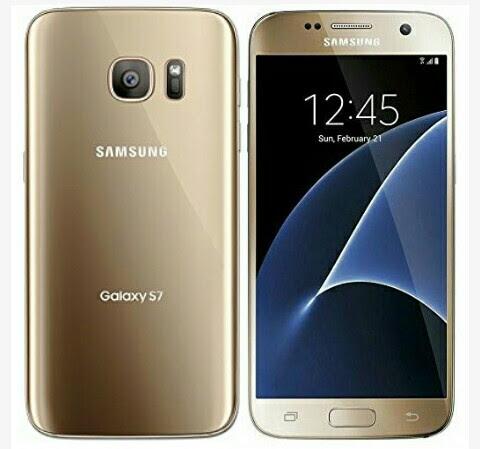 "Samsung Galaxy S7 - 5.1"" QHD Super AMOLED Screen"