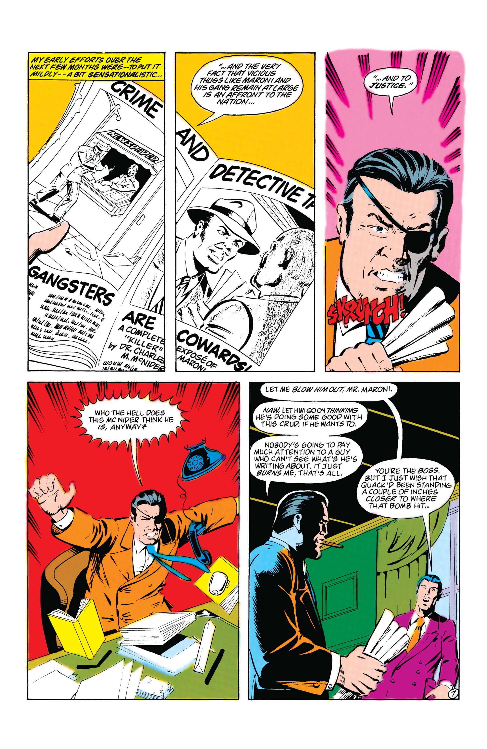 Read online Secret Origins (1986) comic -  Issue #20 - 26