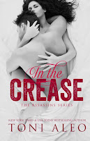 In the crease 15