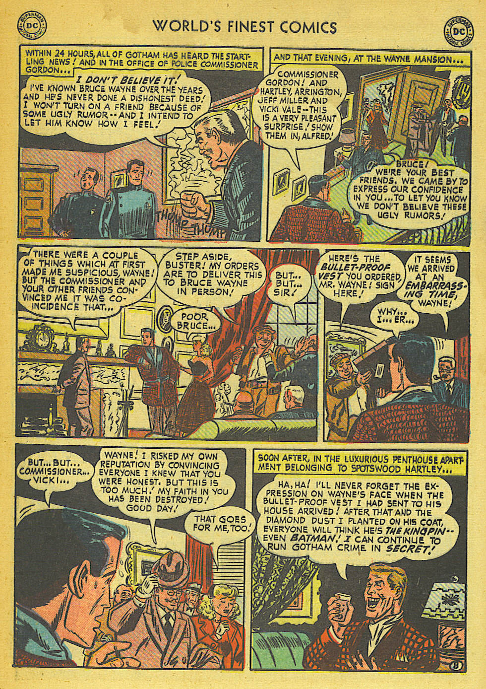 Read online World's Finest Comics comic -  Issue #57 - 60