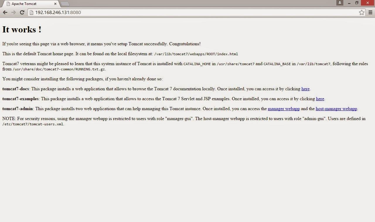 servidor web java