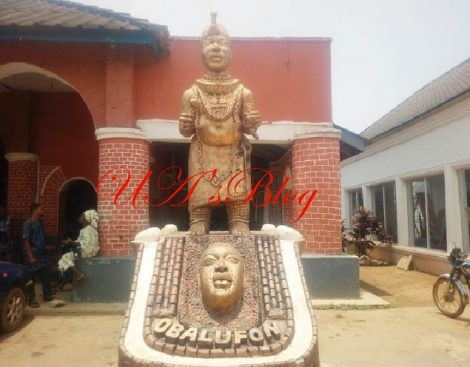 Inside The Mysteries And Many Shrines At The Ooni Of Ife's Palace (Photos)