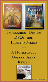 Intelligent Design DVDs from Illustra Media - A Homeschool Coffee Break Review @ kympossibleblog.blogspot.com  #science  #IntelligentDesign