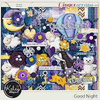 Good Night by Keley Designs