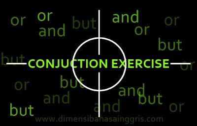 Soal Latihan Conjunction And, Or dan But