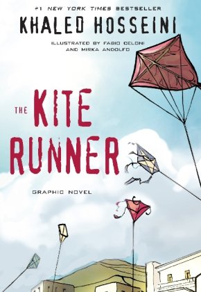 The Book Zone Review The Kite Runner Graphic Novel By Khaled