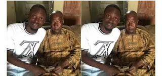 Jigan Babaoja Gifts Baba Suwe With Cash For His Medical Treatment