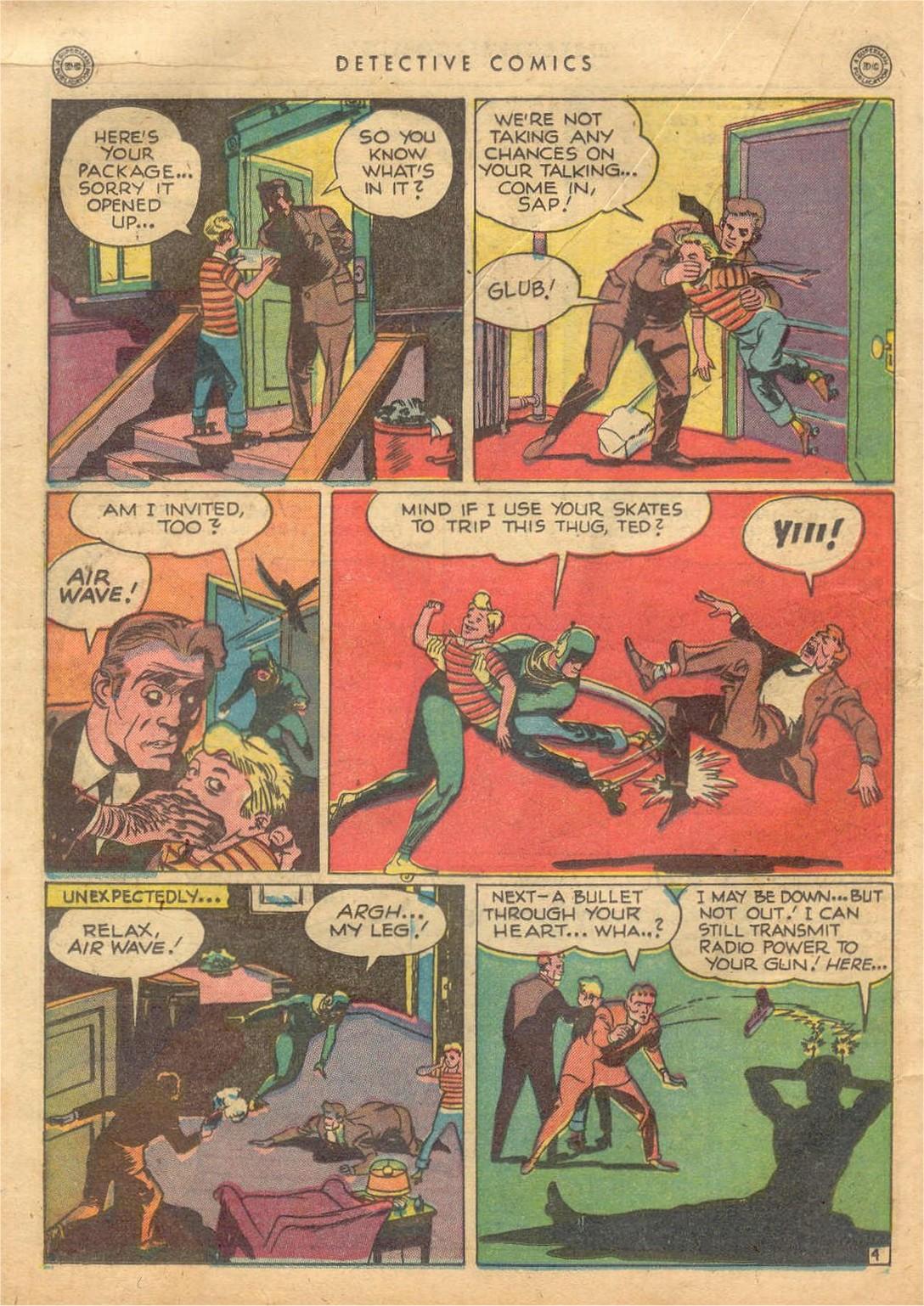 Read online Detective Comics (1937) comic -  Issue #132 - 28